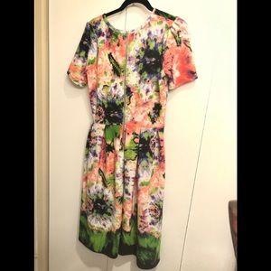 LuLaRoe Dresses - Lularoe Amelia (Rare Tie Dye)
